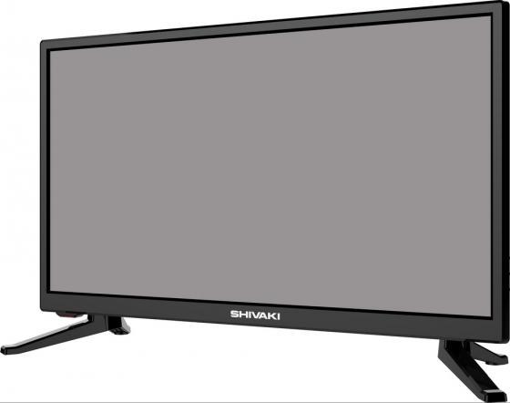 "Телевизор LED 20"" SHIVAKI STV-20LED14 черный 1366x768 RCA VGA HDMI SCART USB S/PDIF"