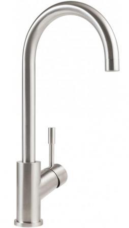 Купить Смеситель Villeroy & Boch Umbrella LC stainless steel massive серебристый 925300LC Сантехника и санфаянс