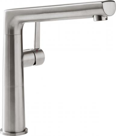 Купить Смеситель Villeroy & Boch Sorano Sky LC stainless steel massive серебристый 926700LC Сантехника и санфаянс