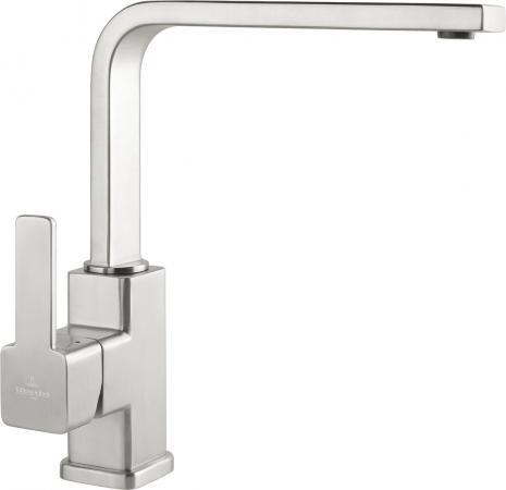 Купить Смеситель Villeroy & Boch Cosi Sky LC stainless steel massive серебристый 926400LC Сантехника и санфаянс