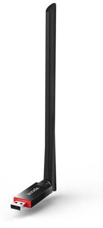 Купить Беспроводной USB адаптер Tenda U6 802.11n 300Mbps 2.4ГГц Wi-Fi адаптеры