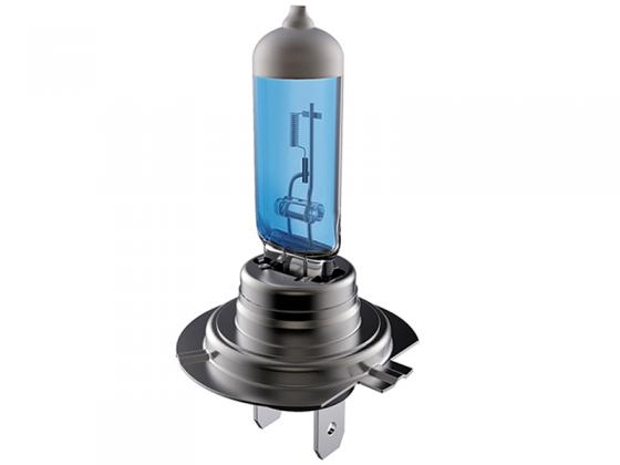 Купить Лампа Галогеновая с эффектом ксенона 6000К HB3(Clearlight)12V-65W XenonVision (2 шт.) Автосвет