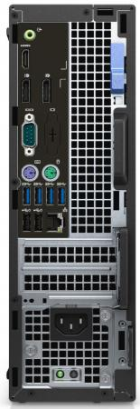 Компьютер DELL Optiplex 5050 Micro Intel Core i5-6500T 8Gb 500Gb Intel HD Graphics 530 Windows 7 Professional + Windows 10 Professional черный 5050-8215 windows 7 professional x64