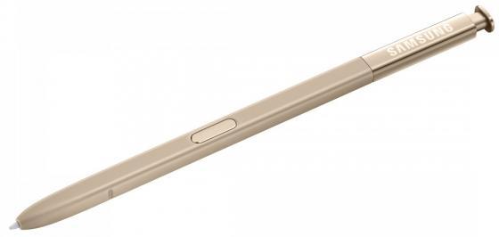 Стилус Samsung S Pen для Samsung Galaxy Note 8 золотистый EJ-PN950BFRGRU чехол samsung ej cn920rfegru для samsung galaxy note 5 золотистый