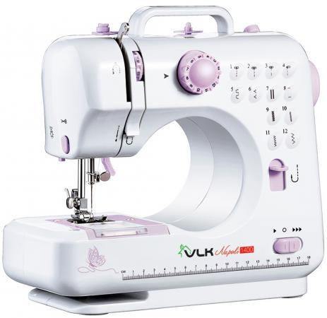 Швейная машина VLK Napoli 1400 белый швейная машина vlk napoli 2100