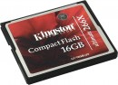 Карта памяти Compact Flash Card 16Gb Kingston Ultimate 266X CF/16GB-U23