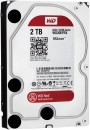 "Жесткий диск 3.5"" 2 Tb 5400rpm 64Mb cache Western Digital Red SATAIII WD20EFRX"