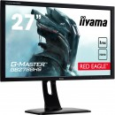 "Монитор 27"" iiYama G-Master GB2788HS-B1 черный TN 1920x1080 300 cd/m^2 1 ms DVI HDMI DisplayPort Аудио2"