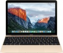 "Ноутбук Apple MacBook 12"" 2304x1440 1.1GHz Intel Dual-Core Core M3 (TB 2.2GHz) 8GB (1866MHz) 256GB SSD Intel HD Graphics 515 Gold MLHE2RU/A"