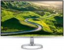 "Монитор 27"" Acer H277HUsmipuz серебристый IPS 2560x1440 350 cd/m^2 4 ms VGA DVI HDMI DisplayPort USB UM.HH7EE.018"