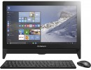 "Моноблок 19.5"" Lenovo IdeaCentre C20-00 1600 x 900 Intel Celeron-J3060 4Gb 500Gb Intel HD Graphics 64 Мб DOS черный F0BB00RVRK"