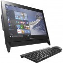 "Моноблок 19.5"" Lenovo IdeaCentre C20-00 1600 x 900 Intel Celeron-J3060 4Gb 500Gb Intel HD Graphics 64 Мб DOS черный F0BB00RVRK2"