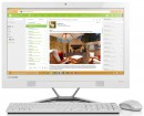 "Моноблок 21.5"" Lenovo IdeaCentre AIO 300-22ISU 1920 x 1080 Intel Pentium-4405U 4Gb 500Gb Intel HD Graphics 510 64 Мб DOS белый F0BX00K8RK"