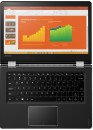 "Ноутбук Lenovo IdeaPad Yoga 510-14ISK 14"" 1920x1080 Intel Core i3-6100U SSD 128 4Gb Intel HD Graphics 520 черный Windows 10 80S7004XRK2"