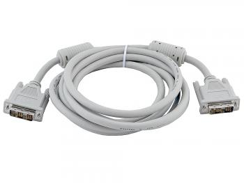Кабель DVI-DVI 3.0м Single Link Gembird CC-DVI-10