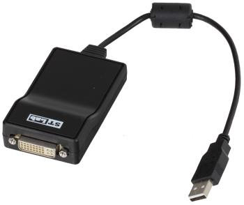 Переходник ST-Lab U480 USB to DVI Adapter Retail