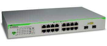 Коммутатор Allied Telesis AT-GS950/16-XX 16-ports 10/100/1000Mbps AT-GS950/16-XX