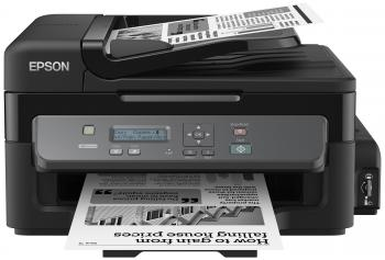 МФУ Фабрика печати EPSON M200 монохромное A4 34ppm 1440x720dpi USB Ethernet СНПЧ C11CC83311