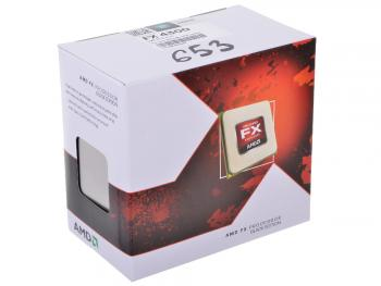 Процессор AMD FX-4300 FD4300WMHKBOX Socket AM3+ BOX