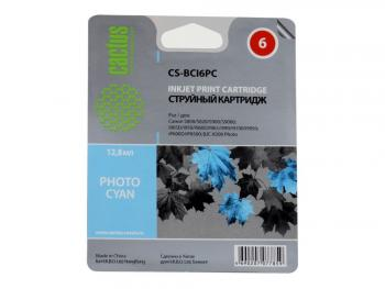 Картридж Cactus CS-BCI6PC для Canon i905D i950S i960x i965 i990 i9100 i9950 S800 S820 S90
