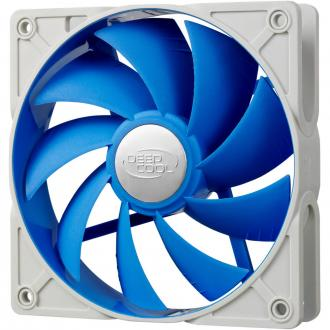 Вентилятор Deepcool UF120 120x120x25 4pin 18-29dB 500-1500rpm 172g anti-vibration DP-FUF-UF120