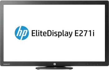 Монитор HP EliteDisplay E271i черный