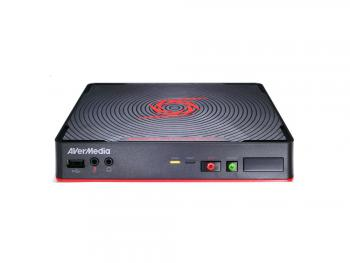Карта видеозахвата AVerMedia Game Capture HD II внешняя USB S-Video RCA PDU HDMI WLAN С285