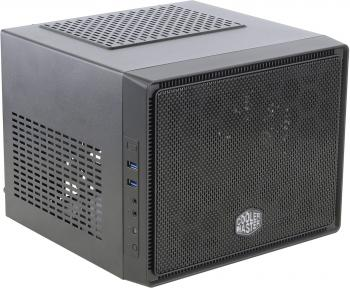 Корпус mini-ITX Cooler Master RC-110-KKN2 Без БП чёрный RC-110-KKN2