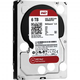 "Жесткий диск 3.5"" 6 Tb 5400rpm 64Mb cache Western Digital Red SATAIII WD60EFRX"