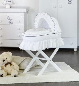 Корзина для переноски Italbaby Blue Bear (230,0055-)