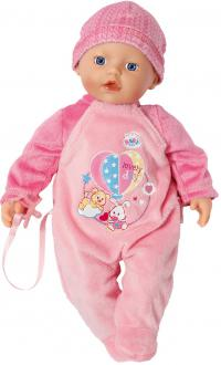 Кукла Zapf Creation My Little Baby Born с соской 32 см 822-524