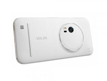 Чехол Asus для Asus ZenFone ZX551ML Leather Case белый 90AC0100-BBC009