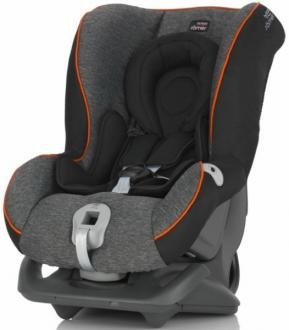 Автокресло Britax Romer  First Class Plus (black marble highline)