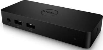 Док-станция USB адаптер Dell для Latitude 14 3000 Series 3460/3470 Dual Video USB 3.0 Docking Station D1000  452-BCCO