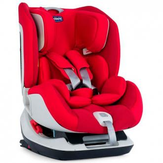 Автокресло Chicco Seat Up (red)