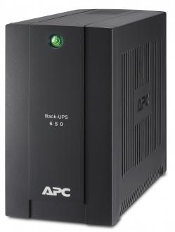 ИБП APC BC650-RSX761 650VA