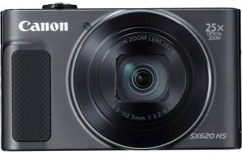 Фотоаппарат Canon PowerShot SX720 HS 20Mp 40xZoom черный 1070C002
