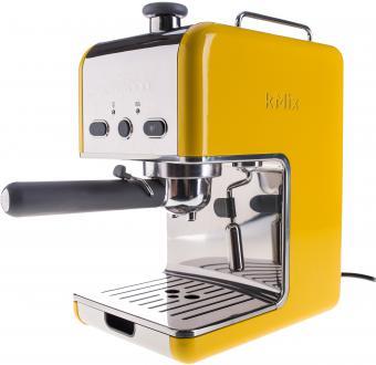 Кофеварка кенвуд желтая