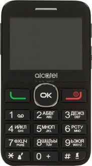 Мобильный телефон Alcatel Tiger XTM 2008G серебристый