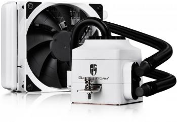 Водяное охлаждение Deepcool Captain 120 EX WHITE Socket 775/1150/1155/1156/1356/1366/2011/AM2/AM2+/AM3/AM3+/FM1/FM2/FM2+