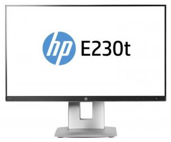 Монитор HP EliteDisplay E230t серебристый