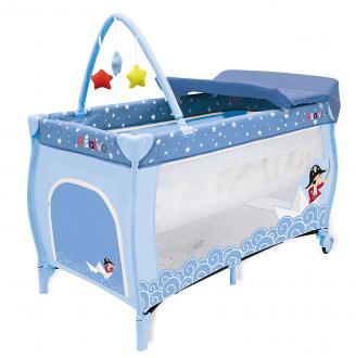 Манеж Asalvo Travel Cot Mix Plus (pirate/12647)