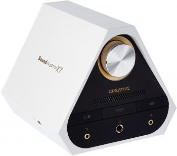 c2209e401d502 Звуковая карта USB Creative Sound Blaster X7 Limited Edition 70SB158000003