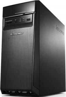 Системный блок Lenovo 300-20IBR J3060 1.6GHz 4Gb 500Gb HD400 DVD-RW Win10 черный 90DN0033RS