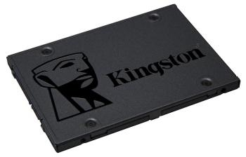 "Твердотельный накопитель SSD 2.5"" 240 Gb Kingston SSDNow A400 Read 500Mb/s Write 350Mb/s TLC SA400S37/240G"