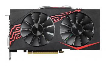 Видеокарта 6144 Mb ASUS Expedition GeForce EX-GTX1060-O6G Retail