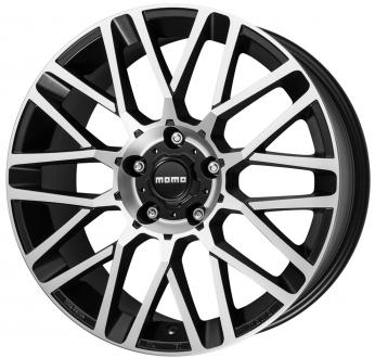 Диск MOMO REVENGE 8.5xR20 5x120 мм ET30 Matt Black-Polished