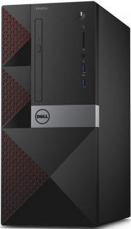 Системный блок DELL Vostro 3650 MT i5-6400 2.7GHz 4Gb 1Tb Radeon R9-2Gb DVD-RW Win10 клавиатура мышь 3650-8698