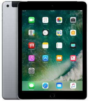 "Планшет Apple iPad + Cellular 9.7"" 32Gb серый  Wi-Fi MP1J2RU/A"