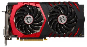 Видеокарта 6144Mb MSI GeForce GTX 1060 PCI-E 192bit GDDR5 DVI HDMI DP HDCP GTX 1060 GAMING 6G Retail